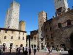 San Gimignano Towers 2
