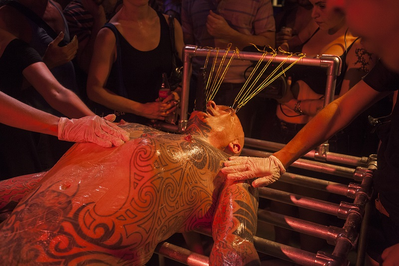 Ron Athey: Between Performance Art and Blood Ritual | Camel76