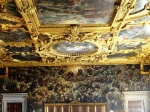 Tintoretto's enormous paintins at the Doge's Palace