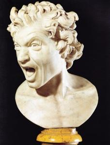 Damned Soul - Bernini