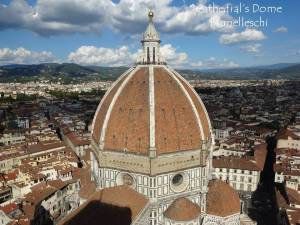 Florence Cathedral Dome - Brunelleschi