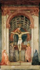 Trinity - Masaccio