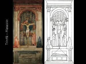 Trinity of Masaccio