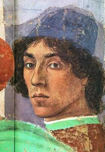 Filippino Lippi Self-Portrait