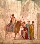 The Rape of Europe - From Pompeii