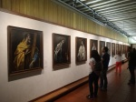 Paintings of the Apostles at El Greco Museum