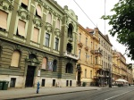 Close to King Tomislav Square