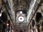 Inside Sibenik Cathedral