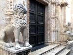 Lion Gate of Šibenik's Cathedral