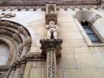 Northern Facade of the Šibenik Cathedral