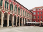 Republic Square in Split