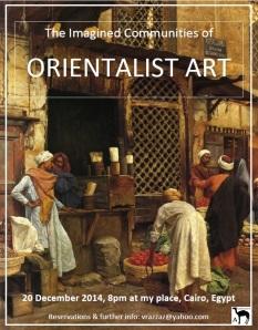 Orientalist Art Poster
