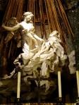 Bernini's Ecstasy of St Teresa