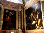 Caravaggio's St Matthew Cycle