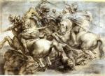 Copy of the lost Battle of Anghiari - Peter Paul Rubens