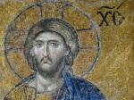Byzantine Mosaic inside Hagia Sophia