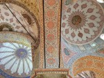Inside the Blue Mosque 3