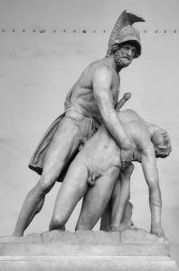 Menelaos & Patroklis