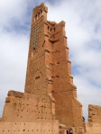 Mammoth Merenid Minaret at al-Mansourah 2