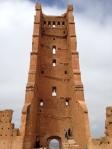 Mammoth Merinid Minaret at al-Mansourah