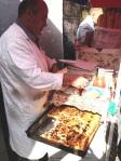 Street Vendor of Qarantita - Calentita