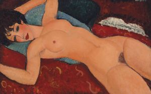 Modigliani_-_Nu_couché
