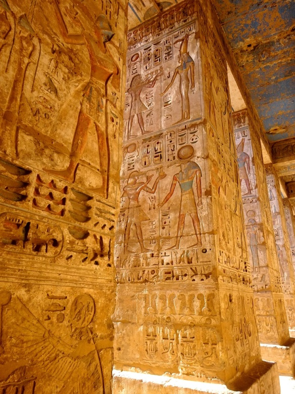 Medinet Habu Temple 3