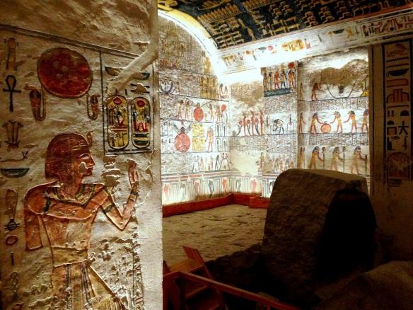 Ramses VI Tomb 3