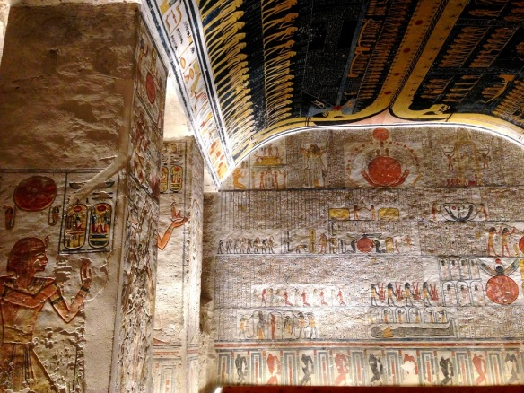 Ramses VI Tomb 4