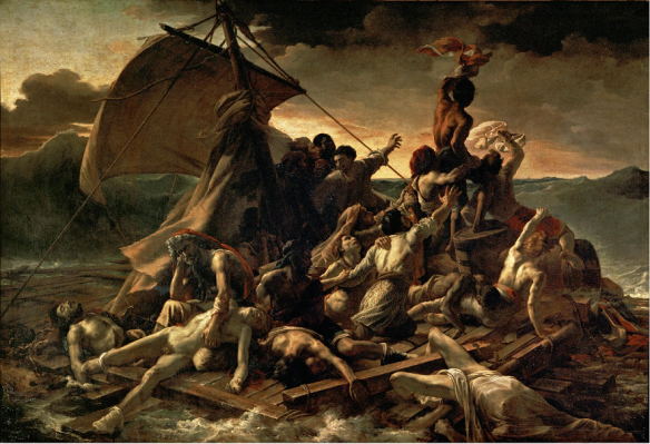 thc3a9odore-gc3a9ricault-the-raft-of-medusa-1818-19