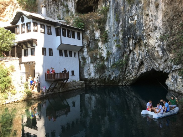 The Tekke of Blagaj 3