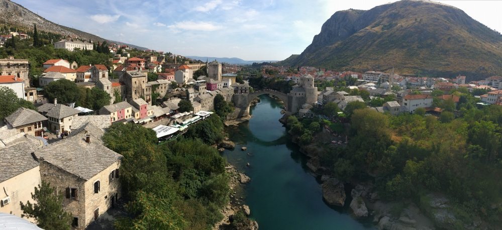 Mostar Old City 1
