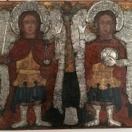 Serbian Orthodox Icons