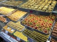 Bosnian Desserts
