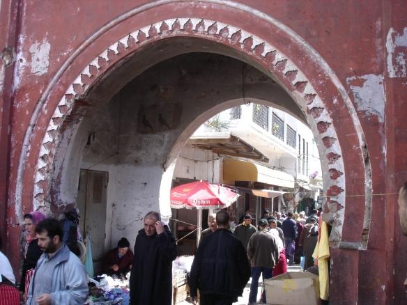 المدينة القديمة - تطوان