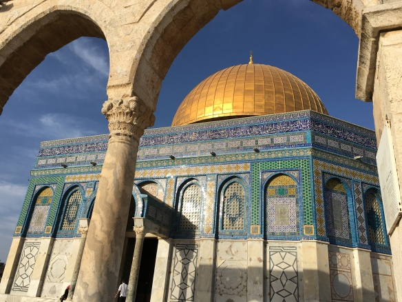 قبة الصخرة - القدس