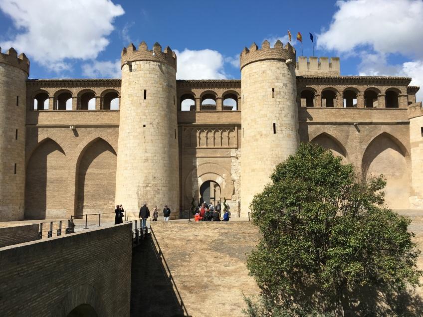 قصر الجعفرية - سرقسطة