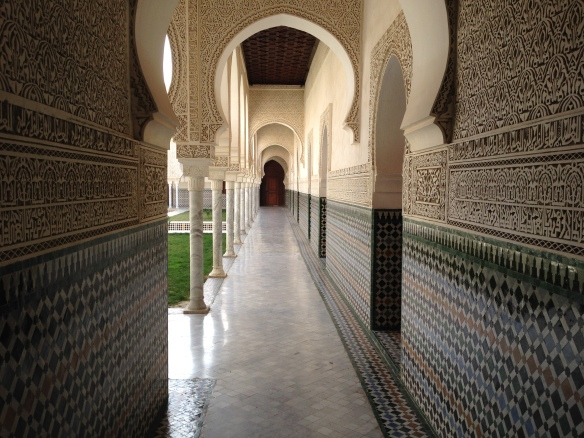 قصر المشوار - تلمسان