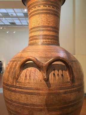 Dipylon Amphora from Geometric Period