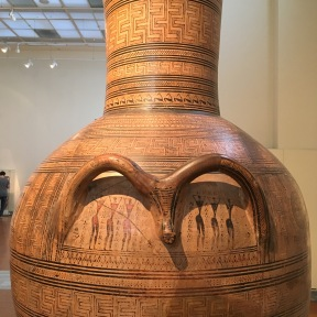 Dipylon Amphora from Geometric Period