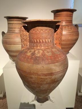 Geometric Period Pottery