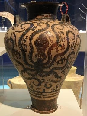 Marine Style Amphora
